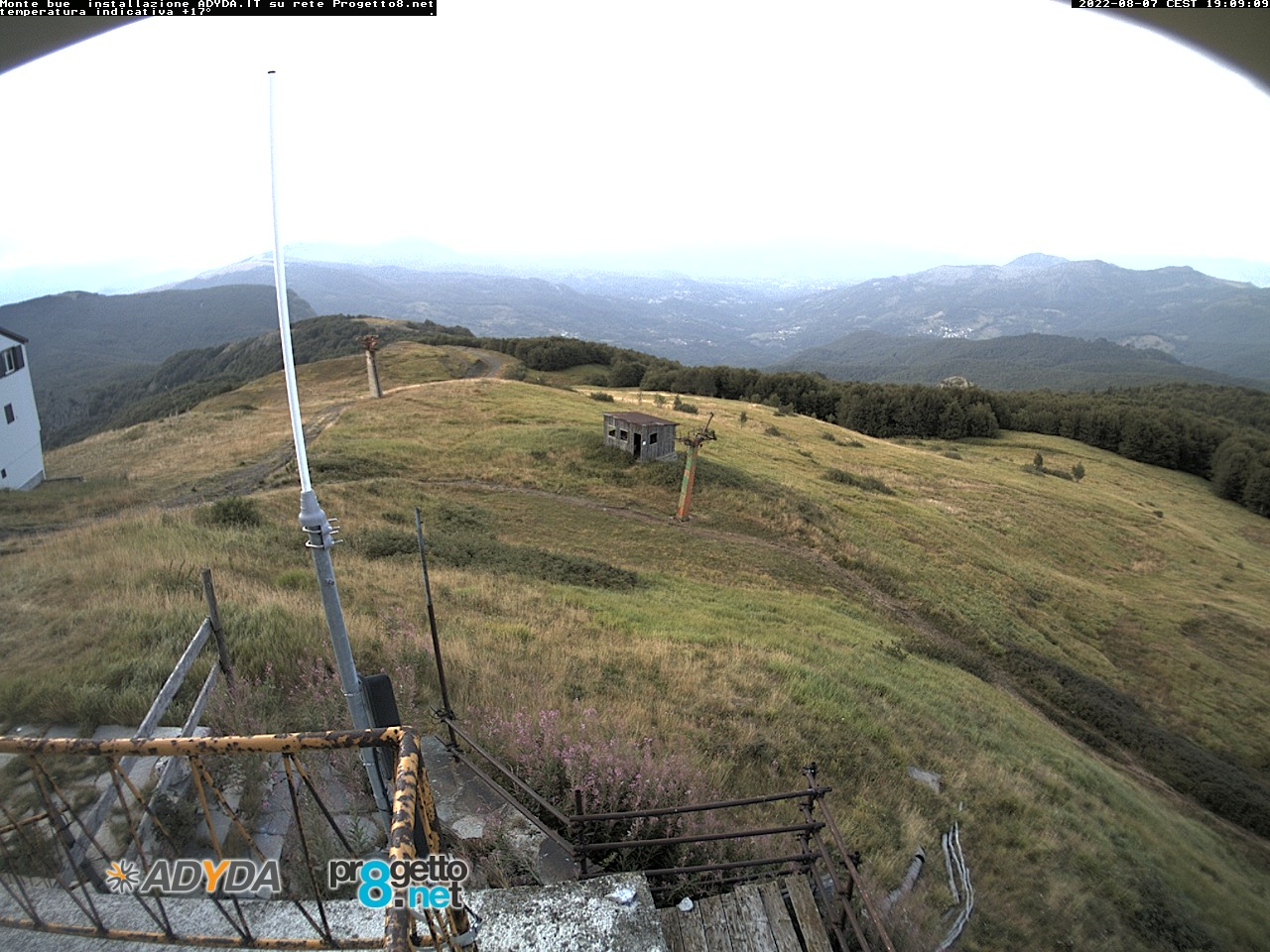 Webcam Monte Bue