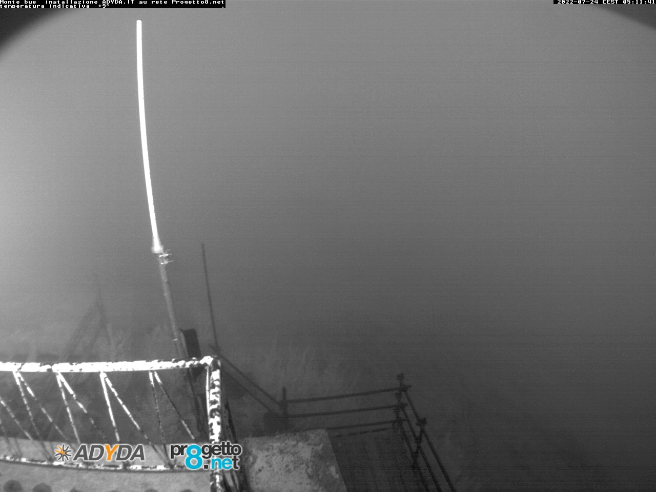 Webcam Monte Bue (Ge - Pc - Pr)