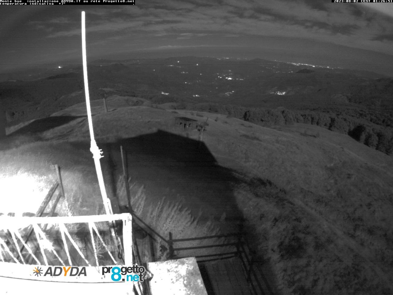Webcam Monte Bue (GE)